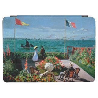 Protection iPad Air Claude Monet | la terrasse chez Sainte-Adresse,