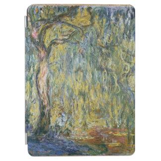 Protection iPad Air Claude Monet | le grand saule chez Giverny, 1918