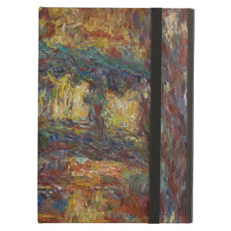 Protection iPad Air Claude Monet | le pont japonais