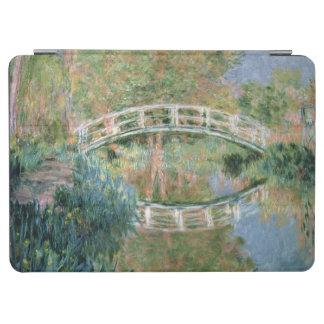 Protection iPad Air Claude Monet | le pont japonais, Giverny