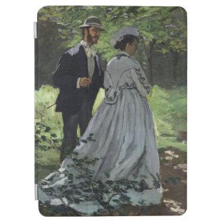 Protection iPad Air Claude Monet | les auditeurs d'un