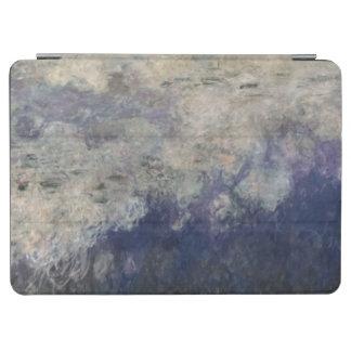 Protection iPad Air Claude Monet | les nénuphars les nuages 1915-26