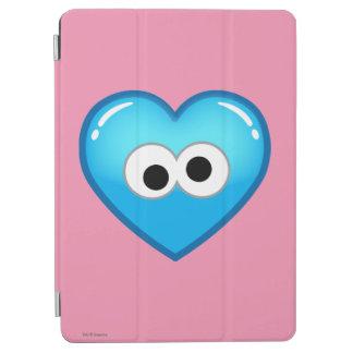 Protection iPad Air Coeur de biscuit
