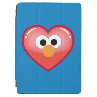 Protection iPad Air Coeur d'Elmo