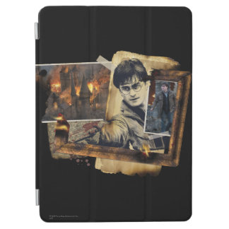 Protection iPad Air Collage 7 de Harry Potter
