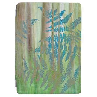 Protection iPad Air Collage des fougères et de la forêt | Seabeck, WA