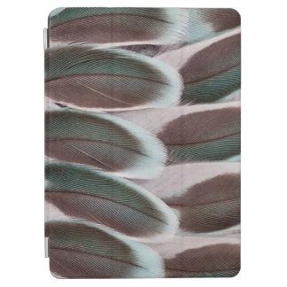 Protection iPad Air Conception de plume d'aile de perruche