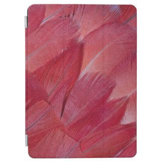 Protection iPad Air Conception de plume de perroquet de gris africain