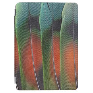 Protection iPad Air Conception de plume de queue d'inséparable