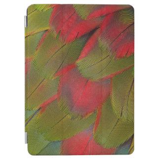 Protection iPad Air Conception de plume de sein d'ara