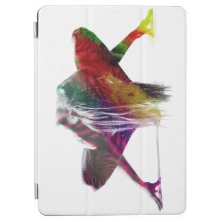 Protection iPad Air Couverture artistique de femme