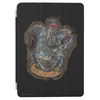 Protection iPad Air Crête de Harry Potter | Ravenclaw - détruite