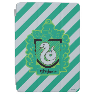 Protection iPad Air Crête de Slytherin de bande dessinée