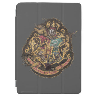 Protection iPad Air Crête vintage de Harry Potter | Hogwarts