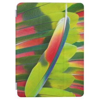Protection iPad Air D'Amazone de perroquet de plume toujours la vie