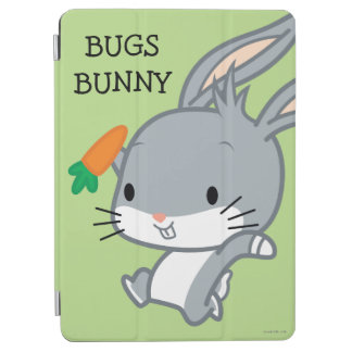 Protection iPad Air ™ de Chibi BUGS BUNNY avec la carotte