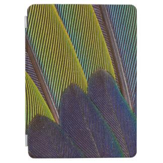 Protection iPad Air Détail de plume de Jenday Conure