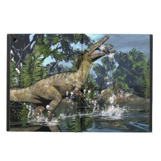 Protection iPad Air Dinosaure d'Austroraptor