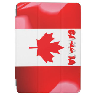 Protection iPad Air Drapeau canadien