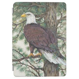 Protection iPad Air Eagle chauve sur la branche