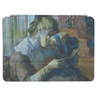 Protection iPad Air Edgar Degas | deux femmes