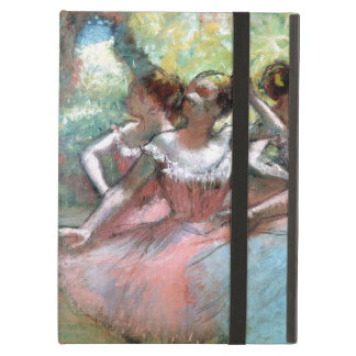 Protection iPad Air Edgar Degas | quatre ballerines sur l'étape