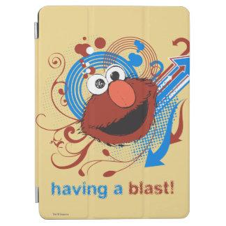 Protection iPad Air Elmo - avoir un souffle !