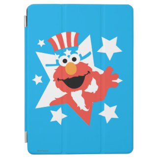 Protection iPad Air Elmo comme Oncle Sam