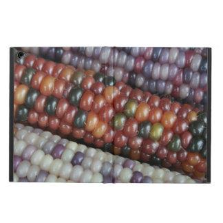 Protection iPad Air Épi de maïs en verre coloré de gemme