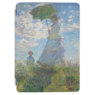 Protection iPad Air Femme de Claude Monet | avec un parasol