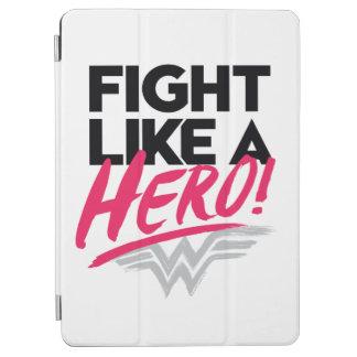 Protection iPad Air Femme de merveille - combat comme un héros