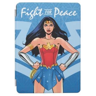 Protection iPad Air Femme de merveille - combat pour la paix