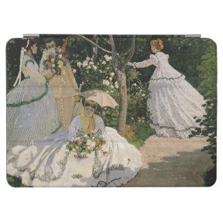 Protection iPad Air Femmes de Claude Monet | dans le jardin, 1866