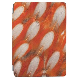 Protection iPad Air Fermez-vous des plumes de Tragopan