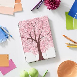Protection iPad Air Fleurs de cerisier élégantes dans le cas d'air