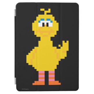 Protection iPad Air Grand art de pixel d'oiseau