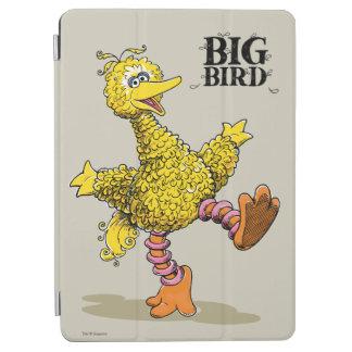Protection iPad Air Grand oiseau de rétro art
