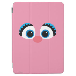 Protection iPad Air Grand visage d'Abby Cadabby