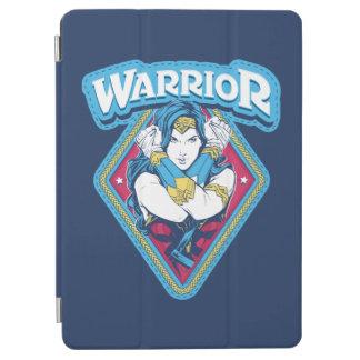 Protection iPad Air Graphique de guerrière de femme de merveille