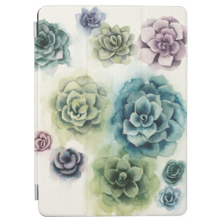 Protection iPad Air Groupe de Succulents