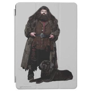 Protection iPad Air Hagrid et chien