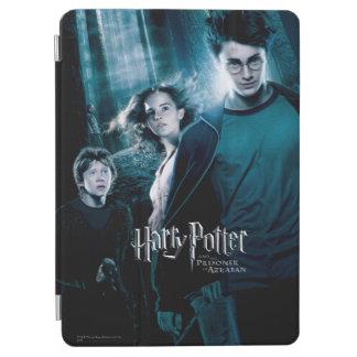 Protection iPad Air Harry Potter Ron Hermione dans la forêt