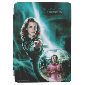 Protection iPad Air Hermione Granger et professeur Umbridge