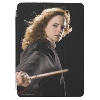 Protection iPad Air Hermione Granger prêt pour l'action