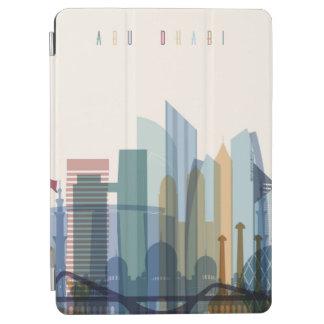 Protection iPad Air Horizon de ville d'Abu Dhabi, Emirats Arabes Unis