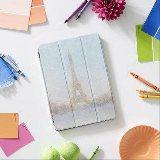 Protection iPad Air Image de l'aquarelle | d'Eiffel Towe