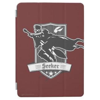 Protection iPad Air Insigne de chercheur de Harry Potter |