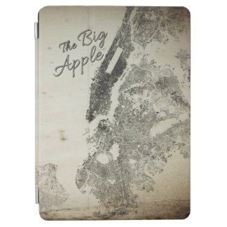 Protection iPad Air La couverture vintage de conception de grandes