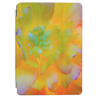 Protection iPad Air Le bégonia rougeoyant fleurissent | Seabeck, WA