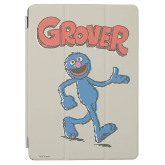Protection iPad Air Le cru de Grover badine 2